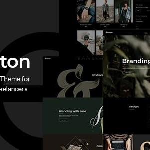 JUAL Overton - Creative Theme for Agencies and Freelancers