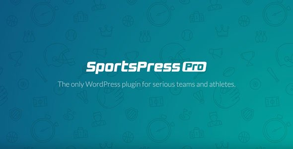 JUAL SportsPress Pro - The only WordPress plugin for serious teams and athletes
