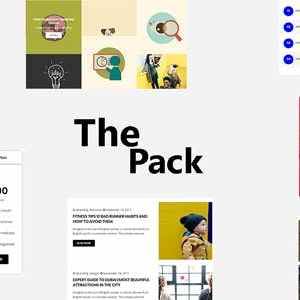 JUAL The Pack - Elementor Page Builder Addon
