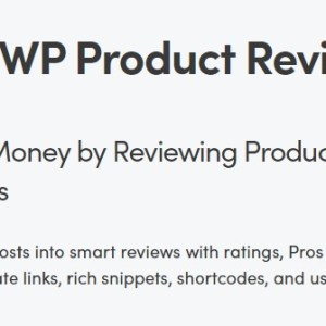 JUAL Themeisle WP Product Review Pro - Make Money by Reviewing Products