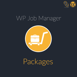 JUAL WP Job Manager Packages Add-on