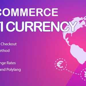JUAL WooCommerce Multi Currency - Currency Switcher