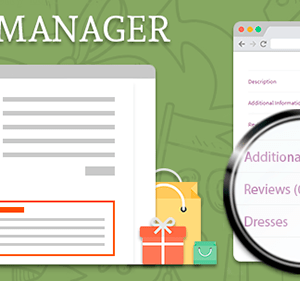JUAL WooCommerce Product Tabs Manager By BeRocket