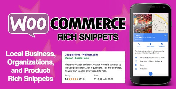 WooCommerce Rich Snippets – Local SEO & Business SEO Plugin