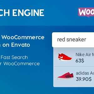 JUAL WooCommerce Search Engine