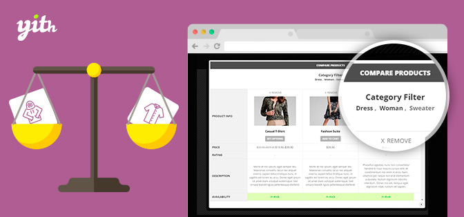 JUAL YITH WooCommerce Compare