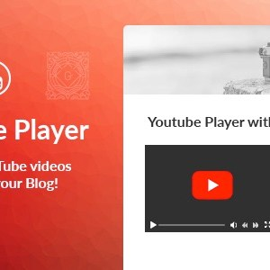 JUAL Youtenberg - Gutenberg YouTube Player with Playlist