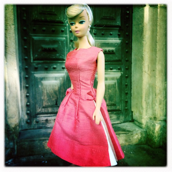 Dinahs Dolls Barbie Dress Pink