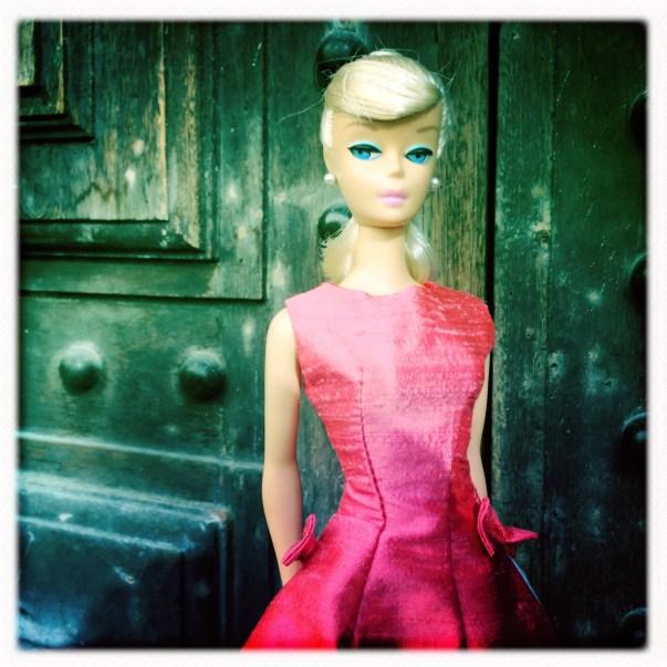 Barbie Clothes Pink by Dinahs Dolls