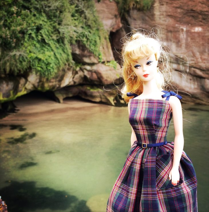 Dinahs Dolls Barbie Dress