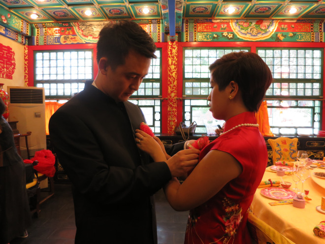 My Cousin Gets Married (A Chinese-Style Wedding Ceremony!)