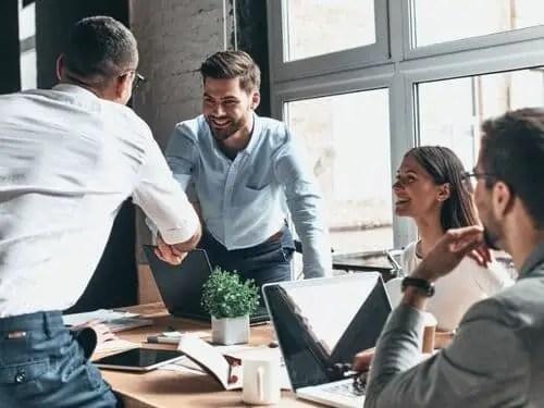 Negociação com clientes na Dinâmica Inventários