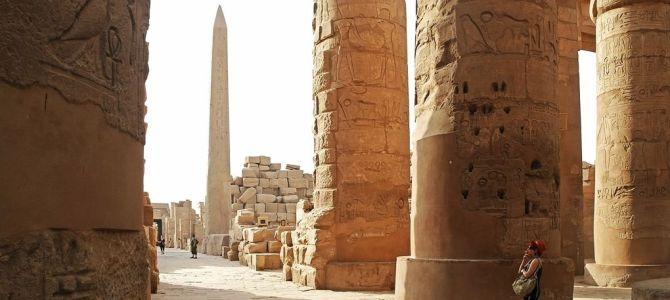 Día 3, Templos de Luxor y Karnak