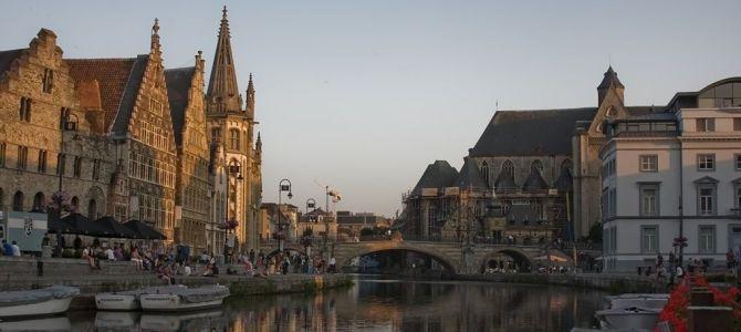 Gante, la ciudad de las tres torres