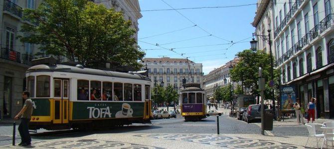 Dia 1, Tours por Lisboa