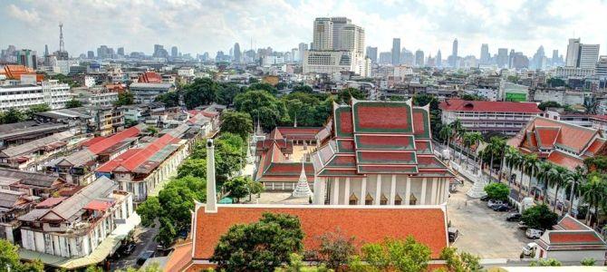 Día 3, Bangkok por libre