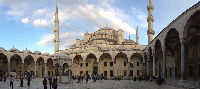 Palacios y Mezquitas