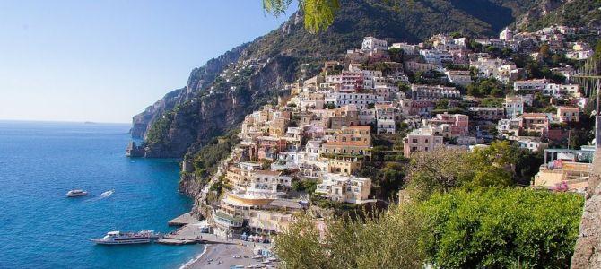 Costa Amalfitana: Amalfi y Positano