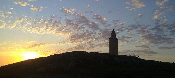 Dia 1, Fragas de Eume y tarde en La Coruña
