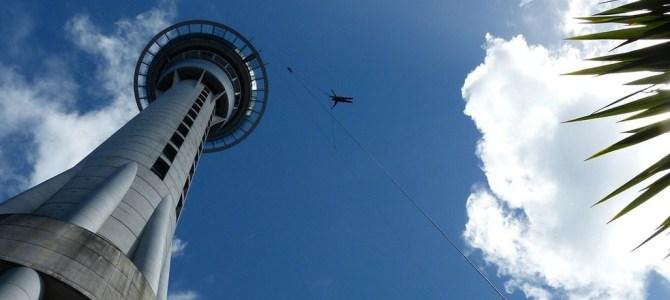 Día 2, Auckland por libre