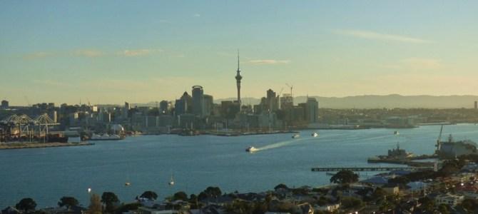 Día 3, City tour por Auckland