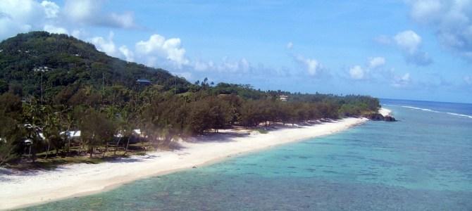 Dia 14, Viaje a Islas Cook