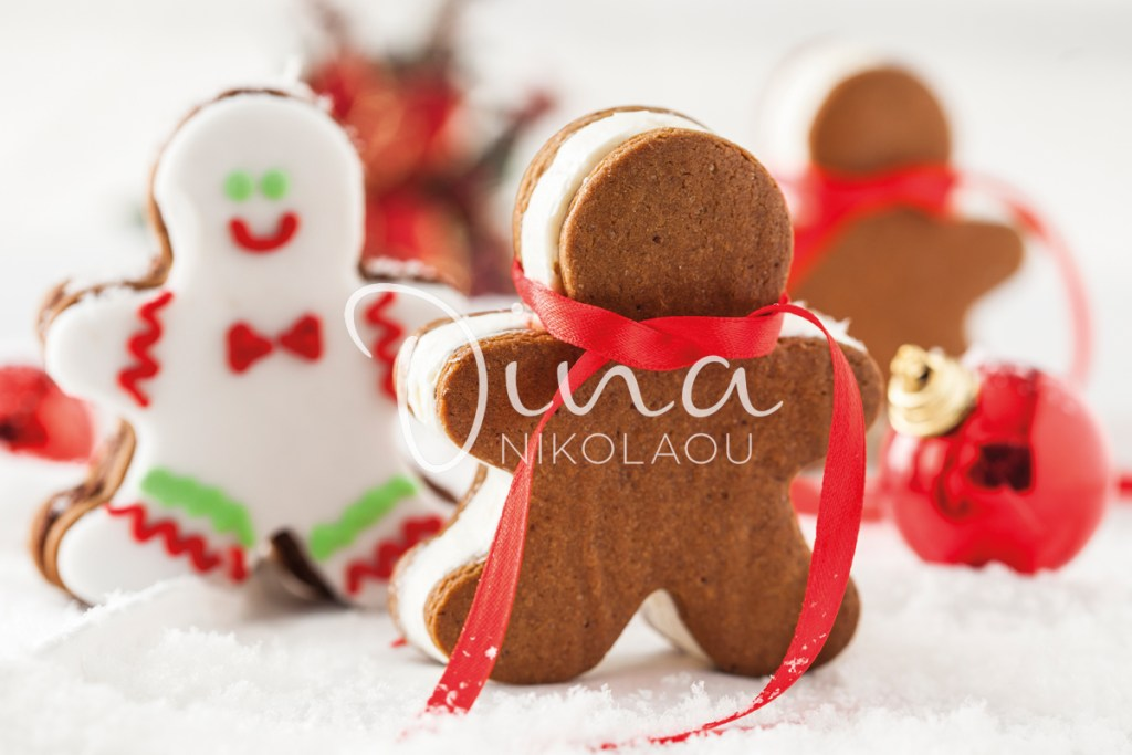 COOKIES GINGERBREAD