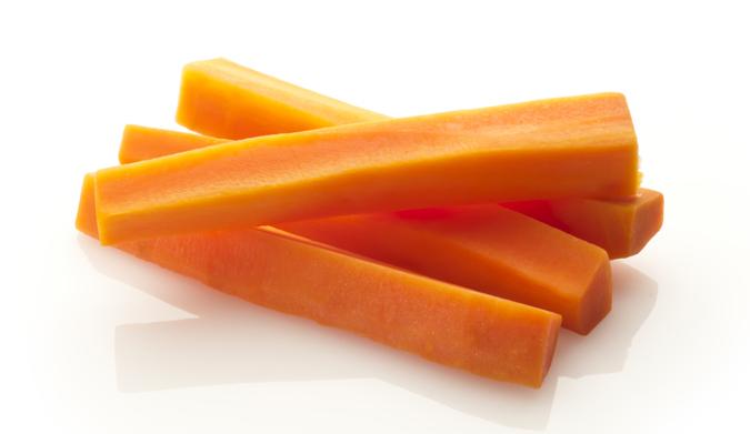 Πώς κόβω το καρότο ζιλιέν (σπιρτόξυλα)