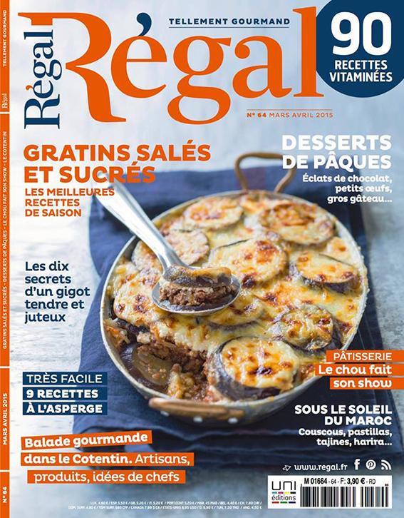 Regal | Μάρτιος/Απρίλιος 2015