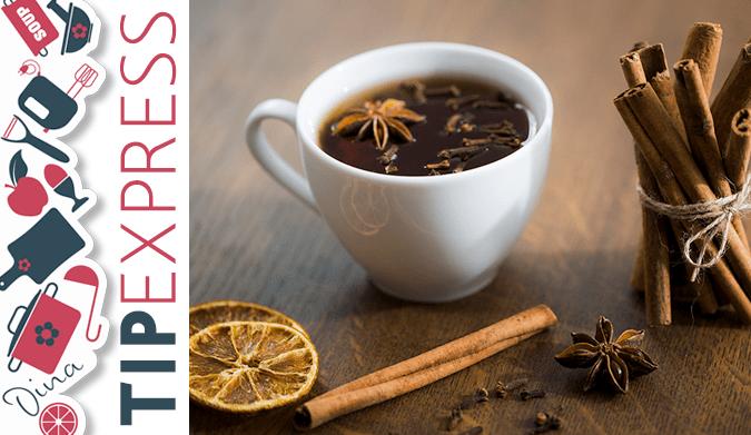 Μυρωδάτο τσάι