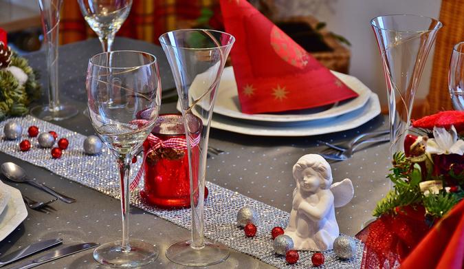 Δώστε χρώμα στο γιορτινό τραπέζι