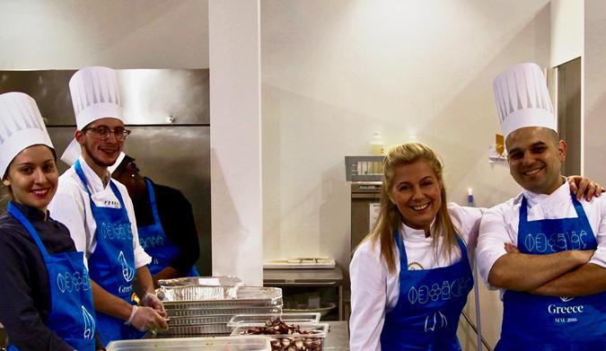 Το Evi Evane στην διεθνή έκθεση τροφίμων και ποτών SIAL Paris 2016