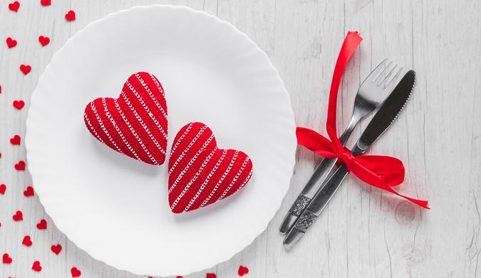Ο έρωτας περνάει από το στομάχι!