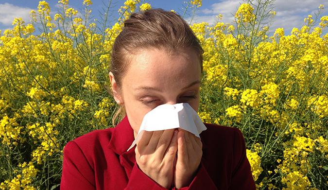 Ανοιξιάτικες αλλεργίες… Αντιμετωπίστε τες φυσικά!