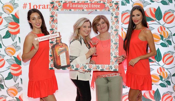 Το  Cointreau παρουσιάζει στην Ελλάδα το Project #1orange1tree