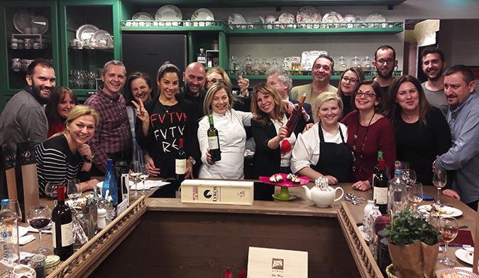 15 Μαρτίου: Μεθυστικό σεμινάριο με την Lykos Winery