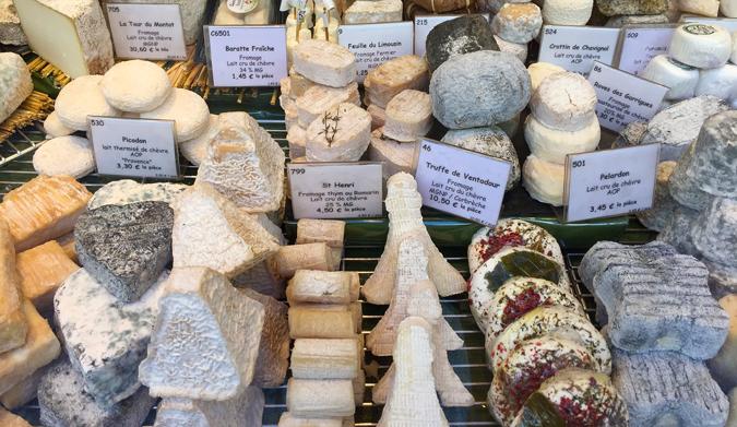 Οι Γάλλοι και τα τυριά τους… μια μεγάλη ιστορία αγάπης!