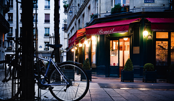Benoit… ένα άλλο Παρίσι!