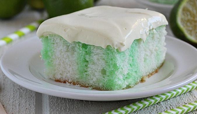 Τι είναι Poke cake;