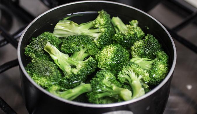 Πώς βράζουμε τα λαχανικά;