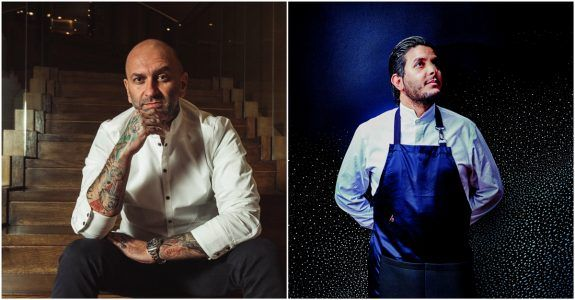 Jam Sessions στην Κουζίνα: Ο Δημήτρης Κατριβέσης υποδέχεται τον Akrame Benallal
