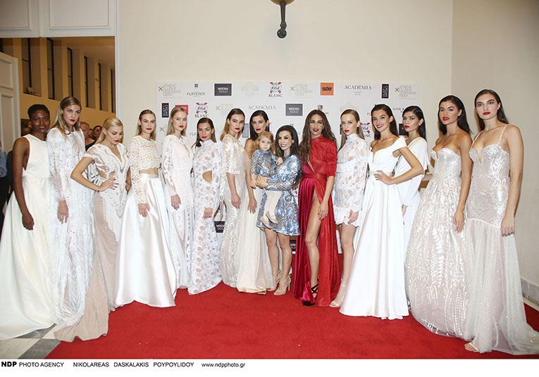 Λουκία Κυριάκου: κέρδισε τις εντυπώσεις στην 26η Athens Designers Week με special guest την Κατερίνα Στικούδη!