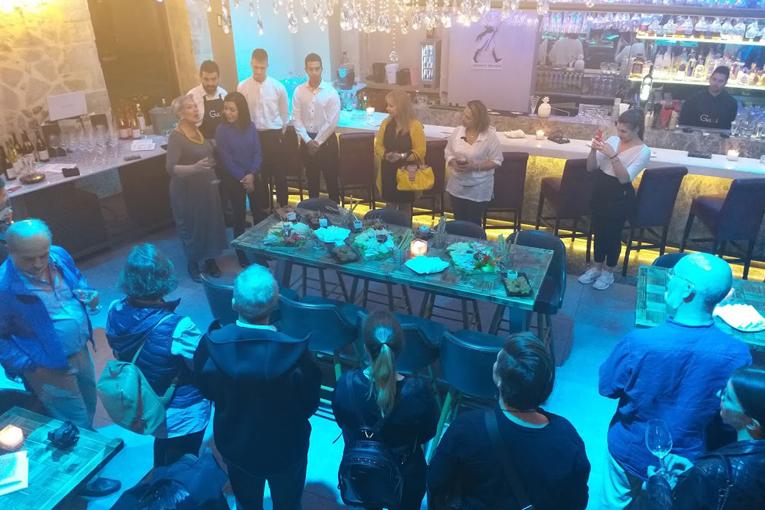 Γιορτάστηκε η Παγκόσμια Ημέρα Οινοτουρισμού στο Ρέθυμνο