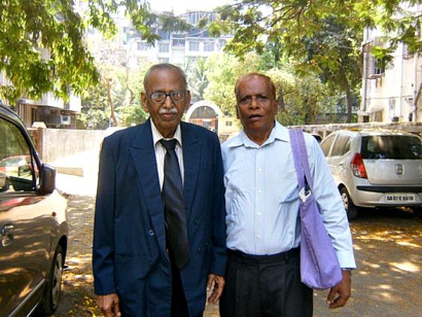 Arun and Venkatesh