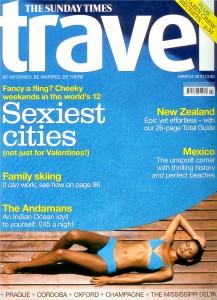 The Sunday Times Travel magazine