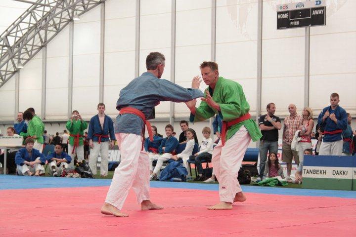 London hosts the biggest Uzbek Kurash tournament (3/6)