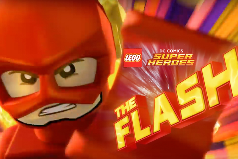Crítica | Lego DC Comics Super Heroes - The Flash