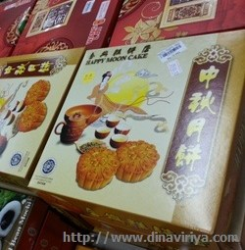 Hari Raya Zhong Qiu (Festival Kue Bulan) dan Legenda Festival Zhong Qiu