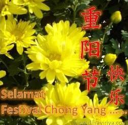 Asal usul Festival Chong Yang