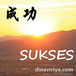 Kumpulan Kata Kata Motivasi Diri Dalam Bahasa Mandarin Beserta Artinya